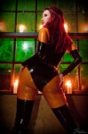 03 26 99x150  Bianca Beauchamp is the Silk Spectre from Watchmen