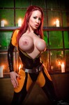 08 32 99x150  Bianca Beauchamp is the Silk Spectre from Watchmen