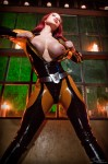 09 25 99x150  Bianca Beauchamp is the Silk Spectre from Watchmen