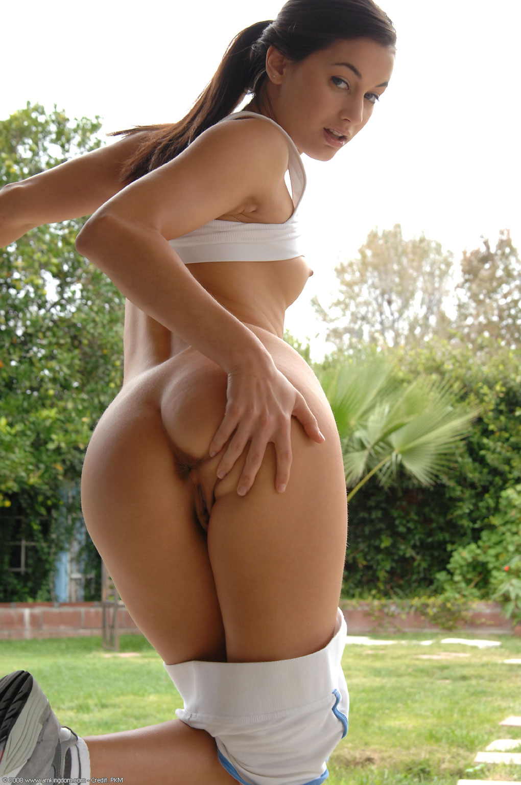 Hot Czech Brunette Casting
