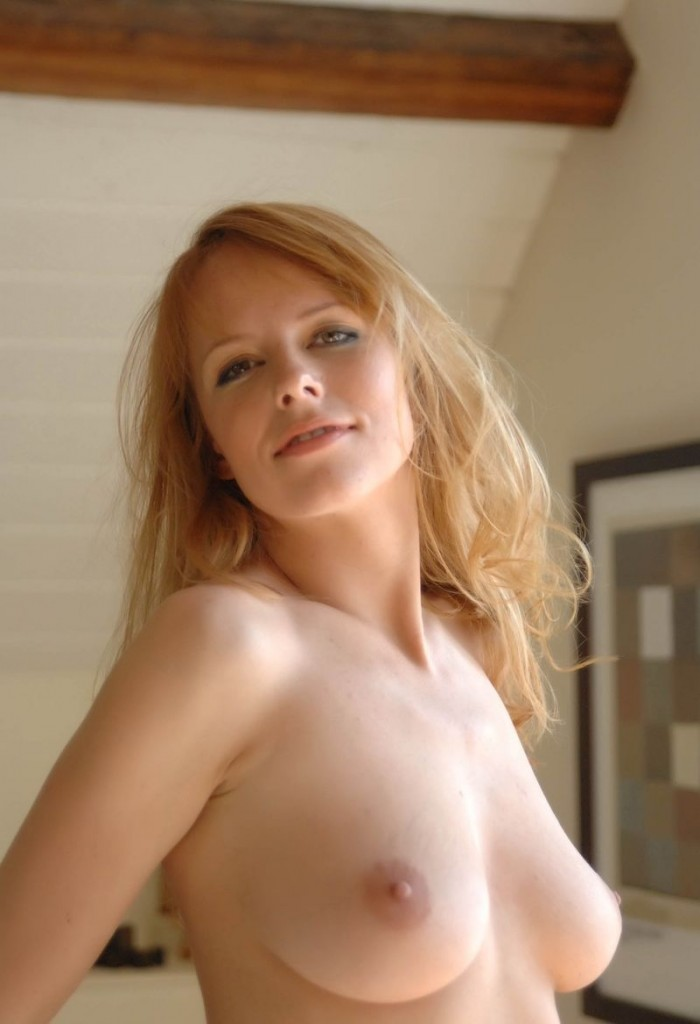 Strawberry blonde girls naked