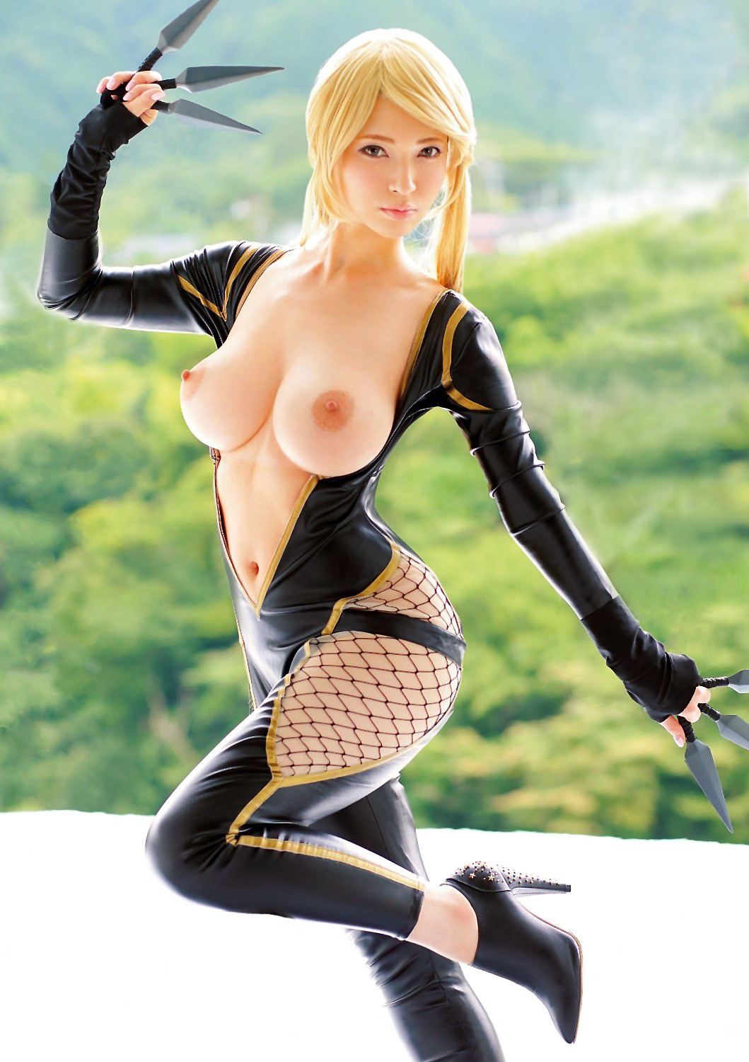 Awesome hardcore nude cosplay photos adult image