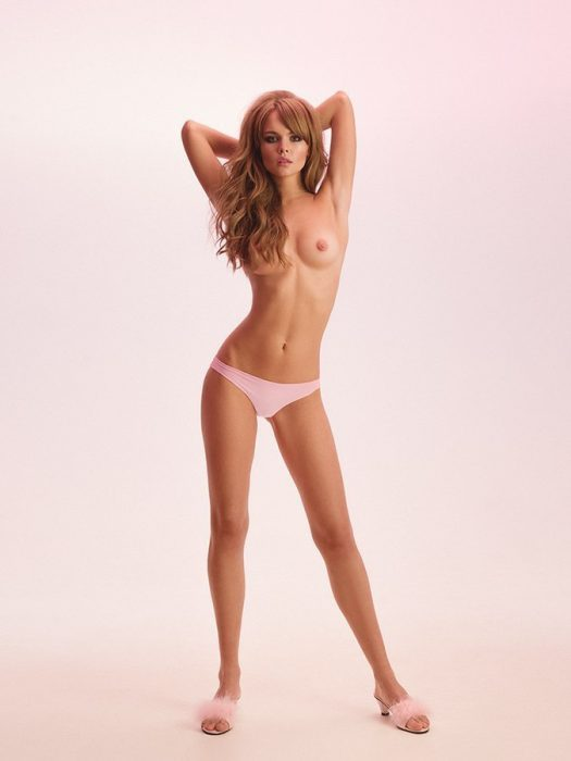 topless barbie woman