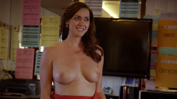 Sarah Power topless 700x394 Sarah Power topless
