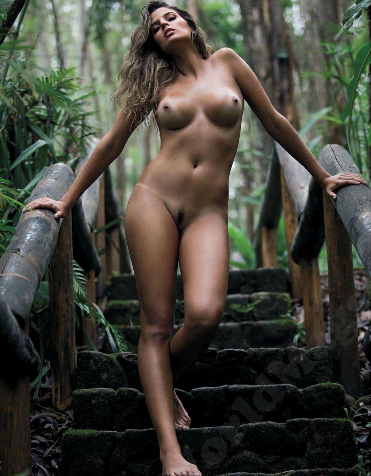 Hot brazilian woman naked