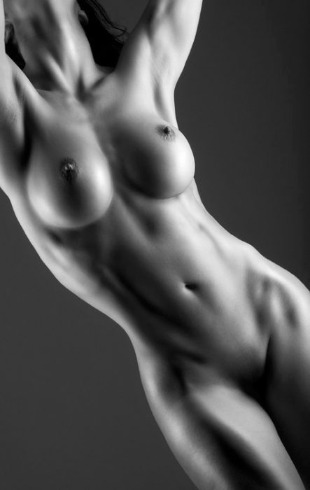 well toned