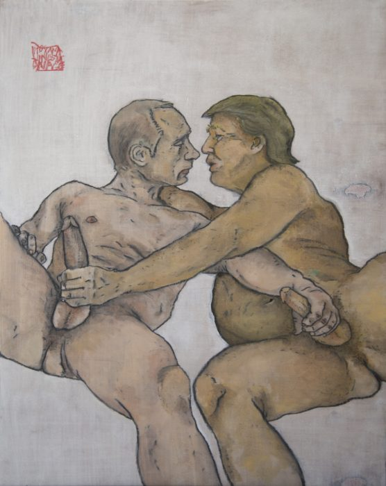 donald trump jerking off Vladimir Putin 556x700 donald trump jerking off Vladimir Putin