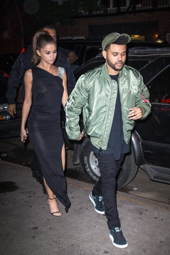 gomez  2  333x500 Selena Gomez   Out for dinner in NYC 6 6 17