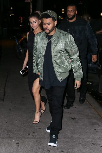 gomez  35  334x500 Selena Gomez   Out for dinner in NYC 6 6 17