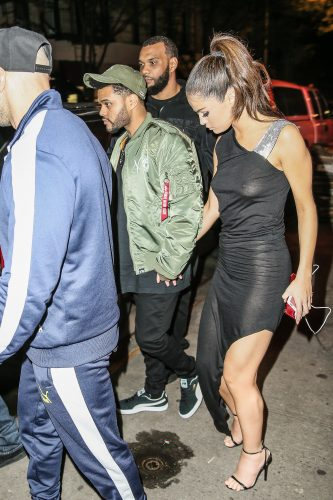 gomez  5  2 333x500 Selena Gomez   Out for dinner in NYC 6 6 17
