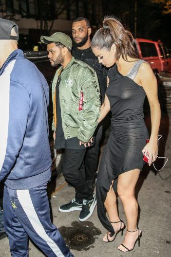 gomez  7  2 333x500 Selena Gomez   Out for dinner in NYC 6 6 17