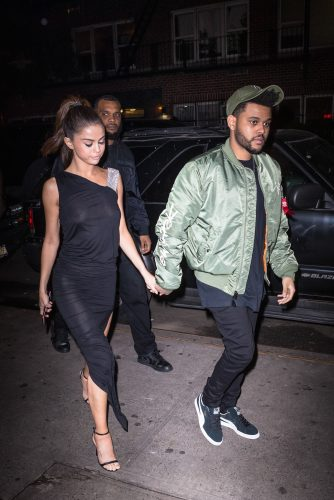 gomez  9  334x500 Selena Gomez   Out for dinner in NYC 6 6 17