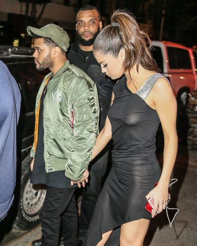 gomez  9  2 400x500 Selena Gomez   Out for dinner in NYC 6 6 17