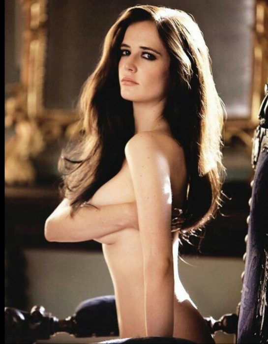 Eva Green with no clothing on 545x700 Eva Green with no clothing on