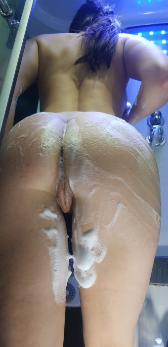 soaped up 340x700 soaped up