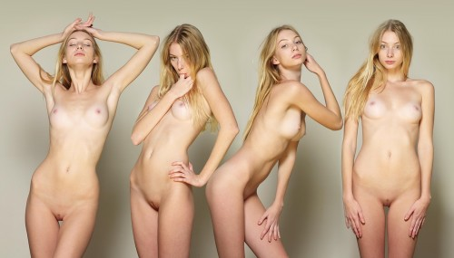 quadruplets naked sexy women pussy